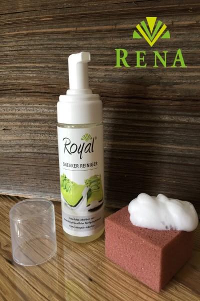 Sneaker Reiniger Royal® 150ml effektiver Reinigungsschaum